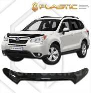 Дефлектор капота. Subaru Forester