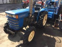 Iseki. Японский трактор ts1610 4Wd без пробега в наличии, 16 л.с.