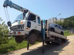 Эвакуатор (грузовик с манипулятором)