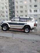 Дверь 5 Mitsubishi Pajero задняя во Владивостоке