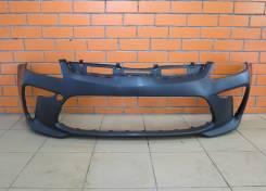 Бампер передний (производство Россия) Kia Rio 4 [2017-2020]