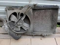 Вентилятор охлаждения радиатора. Toyota Corolla, AE91, AE91G Двигатели: 5AF, 5AFE, 5AFHE