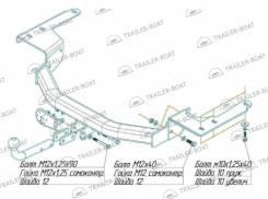 Фаркопы. Lexus RX330, MCU35, MCU38 Lexus RX300, MCU35, MCU38 Toyota Highlander, ACU20, ACU25, MCU20, MCU23, MCU25, MCU28, MHU23, MHU28, ACU20L, ACU25L...