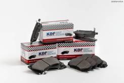 Задние тормозные колодки KBF JS23967 (Керамические) JS23967