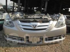 Бампер передний на Toyota Caldina AZT241 AZT246 ZZT241 2 МОД