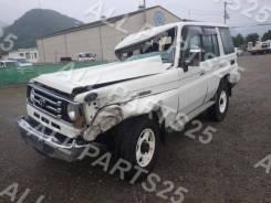 Toyota Land Cruiser. HZJ76, 1HZ