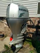 Honda. 150,00л.с., 4-тактный, бензиновый, нога X (635 мм), 2010 год год