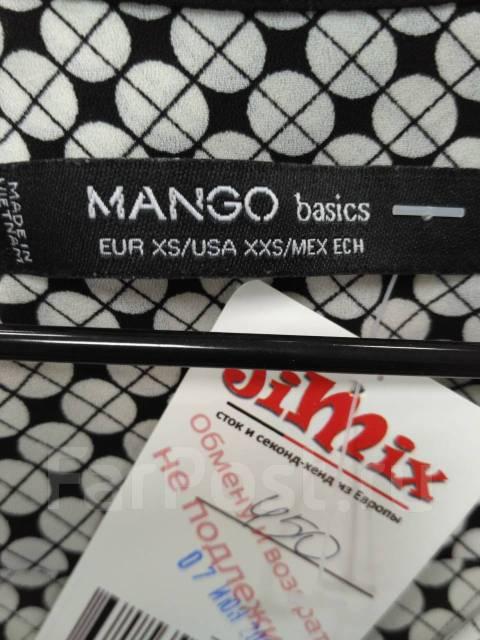 89996592e92 Изысканная женская блузка Испанского бренда модной одежды Mango ...
