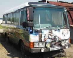 Nissan Civilian. Автобус (дом на колёсах), 9 мест