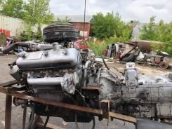Двигатель в сборе. МАЗ 500 Урал 5557