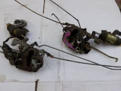 Замок двери. Toyota Corolla, AE91, AE91G Двигатели: 5AF, 5AFE, 5AFHE