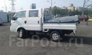 Kia Bongo. KIA Bongo 3 4WD полный привод двухрядная кабина, 1 190кг.