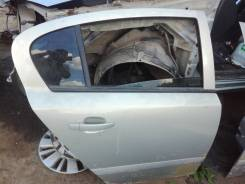 Дверь задняя правая Opel Astra H Седан