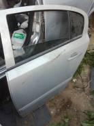 Дверь задняя левая Opel Astra H Седан
