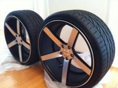 """Продам колеса R19 дизайн Vossen CV3. 8.5x19"""" 5x114.30 ET35 ЦО 73,1мм."""