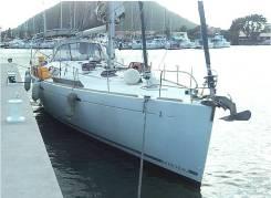 Яхта парусная Beneteau Oceanis 54. Длина 16,50м., 2009 год год. Под заказ