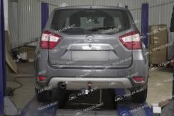 Фаркопы. Nissan Terrano, D10 Renault Duster Двигатели: F4R, H4M, K4M