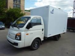 Hyundai Porter II. Hyundai Porter 2 фургон, 2 500куб. см., 990кг., 4x2