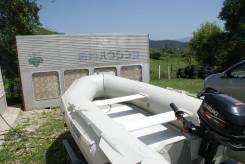 Продам лодку резиновую+мотор+телега. ( 1 комплект ). 2014 год год, длина 3,30м., двигатель подвесной, 2,50л.с., бензин