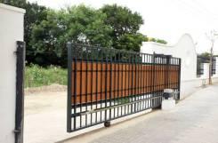 Ворота забор