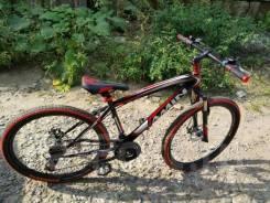 Горный велосипед! 21 Скорость! Дисковые тормоза! Новый! Дешево!