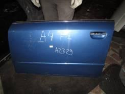 Дверь боковая. Audi A4, 8E5, 8EC, 8ED