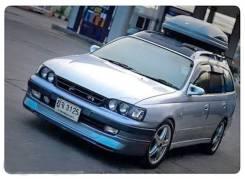Обвес кузова аэродинамический. Toyota Carina, AT190, AT191, CT190, ST190, ST195 Toyota Caldina, AT191, AT191G, CT190, CT190G, CT196, CT196V, CT197, CT...