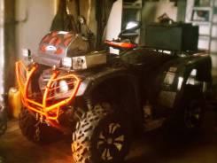 Stels ATV 500H. исправен, без птс, с пробегом