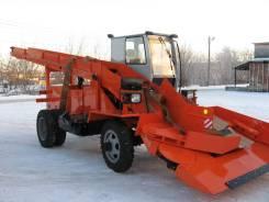 СпецАвто. Снегоуборочный лаповый погрузчик СЛП-206 МУ, 4 750куб. см. Под заказ