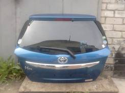 Дверь багажника. Toyota Yaris, KSP130, NCP130, NCP131, NSP130 Toyota Vitz, KSP130, NCP131, NSP130, NSP135 Двигатели: 1KRFE, 1NRFE, 1NZFE, 2NZFE