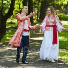 Свадьба, Выкуп, Юбилей, Корпоратив В Русском Стиле, ведущая Светлана.