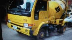 Nissan 210. Nissan Дизель 210
