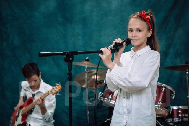 Уроки игры на ударных, электро и бас гитаре, Ансамбль. Виртуозы