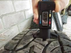 Bridgestone Dueler A/T. Грязь AT, 2012 год, 20%