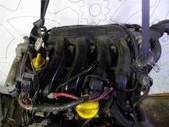 Двигатель (ДВС) Renault Scenic 2003-2009