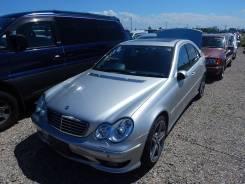Mercedes-Benz C-Class. W203, M112