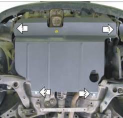 Защита двигателя. Mitsubishi Libero, CD5W Двигатель 4G93. Под заказ