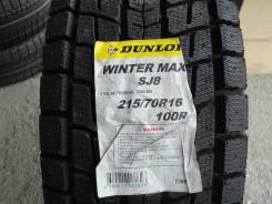 Dunlop Winter Maxx SJ8, 215/70 R16 100R