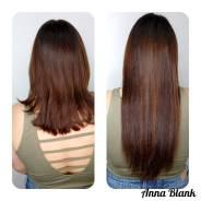 Модели на наращивание волос в Хабаровске!