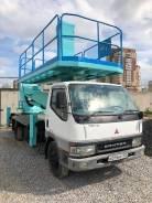 Mitsubishi Fuso Canter. MMC Fuso Canter Автовышка Платформа 20м, 5 240куб. см., 20,00м. Под заказ