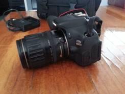 Canon EOS 600D. 20 и более Мп, зум: 7х