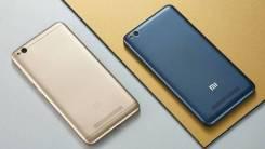 Xiaomi Redmi 4A. Новый, 16 Гб, Золотой, 4G LTE