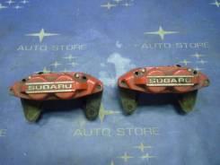 Суппорт тормозной. Subaru: Forester, Legacy Lancaster, Legacy, Outback, Impreza, Legacy B4, Legacy Wagon Двигатели: EJ20, EJ201, EJ202, EJ203, EJ204...