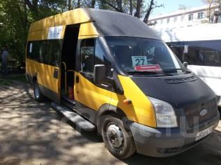 Ford Transit. Продается Автобус Форд Транзит !, 16 мест, С маршрутом, работой