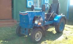Самодельная модель. Самодельный трактор, 6,5 л.с.