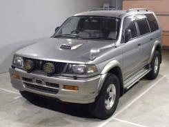 Mitsubishi Challenger. K97, 4M40