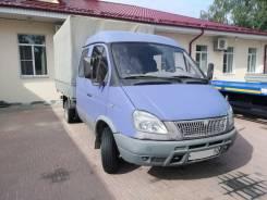ГАЗ 330232. Бортовой ГАЗ-330232 с тентом, 4x2