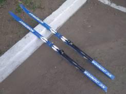 Лыжи с креплениями nordway. 160,00см., беговые лыжи, универсальные