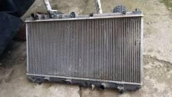 Радиатор охлаждения двигателя. Mazda Familia, BJFW Двигатель FSZE