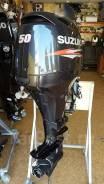 Suzuki. 50,00л.с., 4-тактный, нога L (508 мм), 2013 год год
